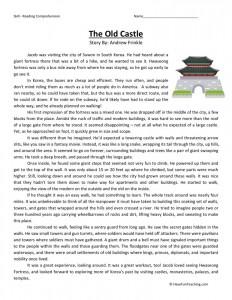 Worksheets Social Studies Reading Comprehension Worksheets social studies reading comprehension worksheets