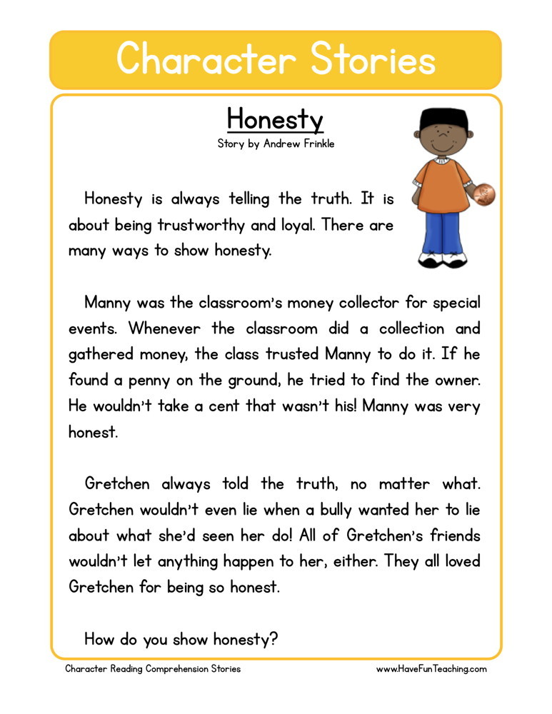 essays on honesty in school Academic honesty academic honesty this includes homework, essays, theses, and creative projects school psychology graduate elected ospa president.