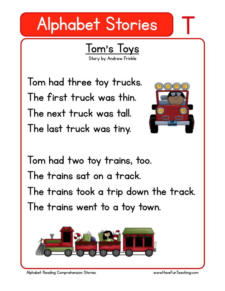 Tom's Toys