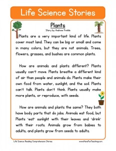 Worksheet Science Reading Comprehension Worksheets science reading comprehension worksheets download plants