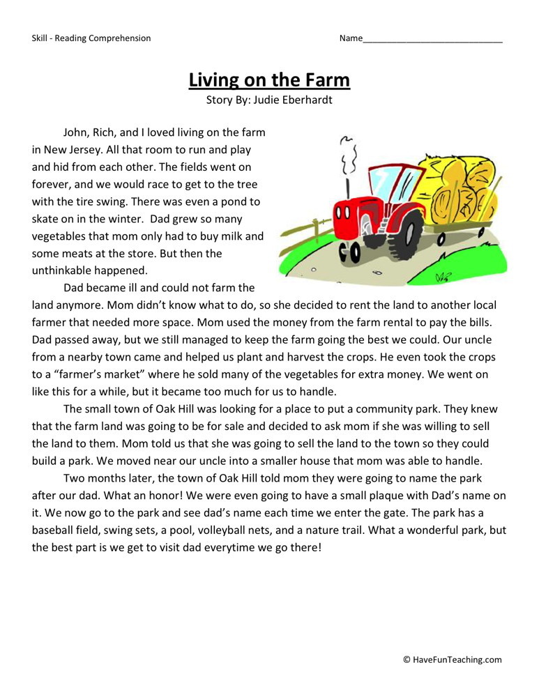 Be the first to review Living on the Farm Click here to cancel