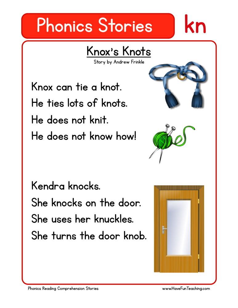 Knox's Knots