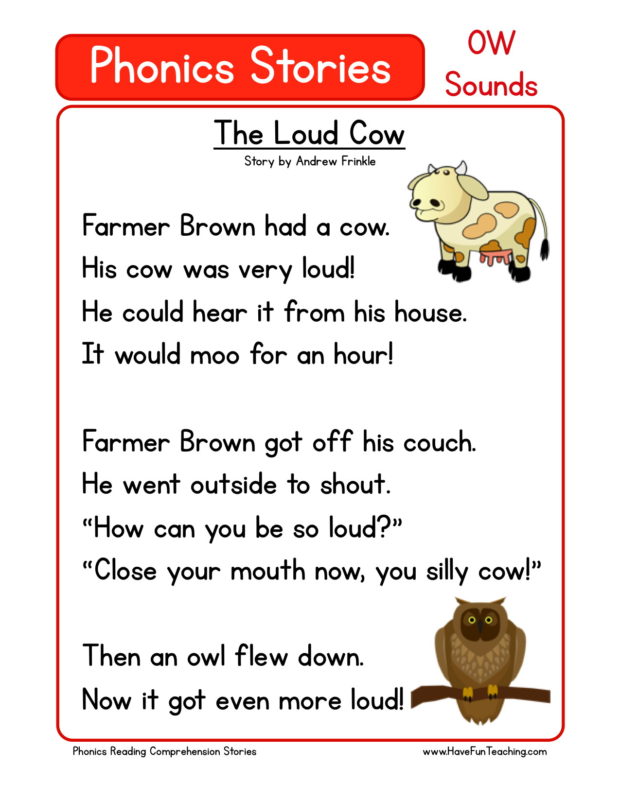 The Loud Cow