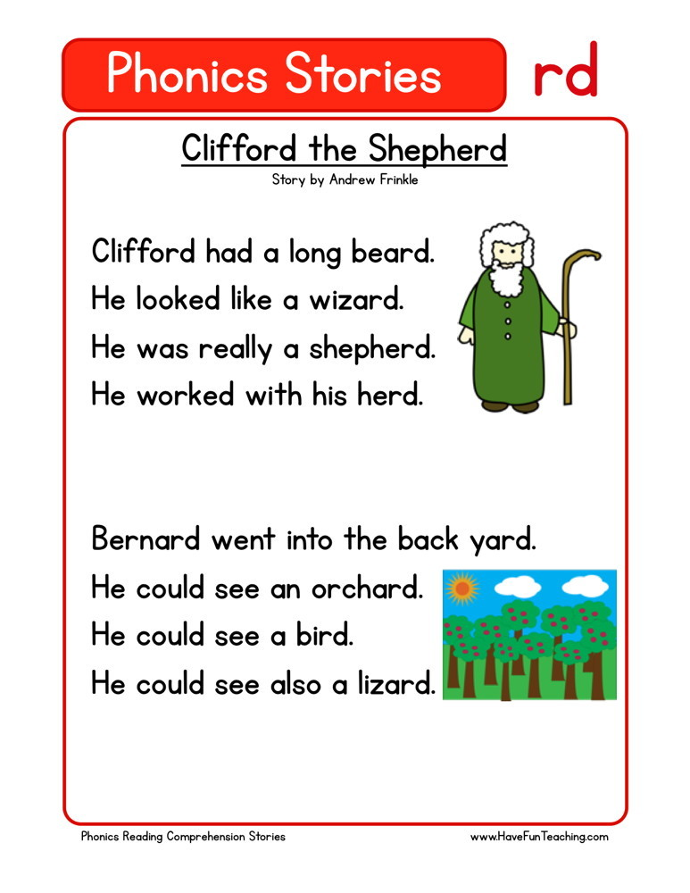 Clifford the Shepherd