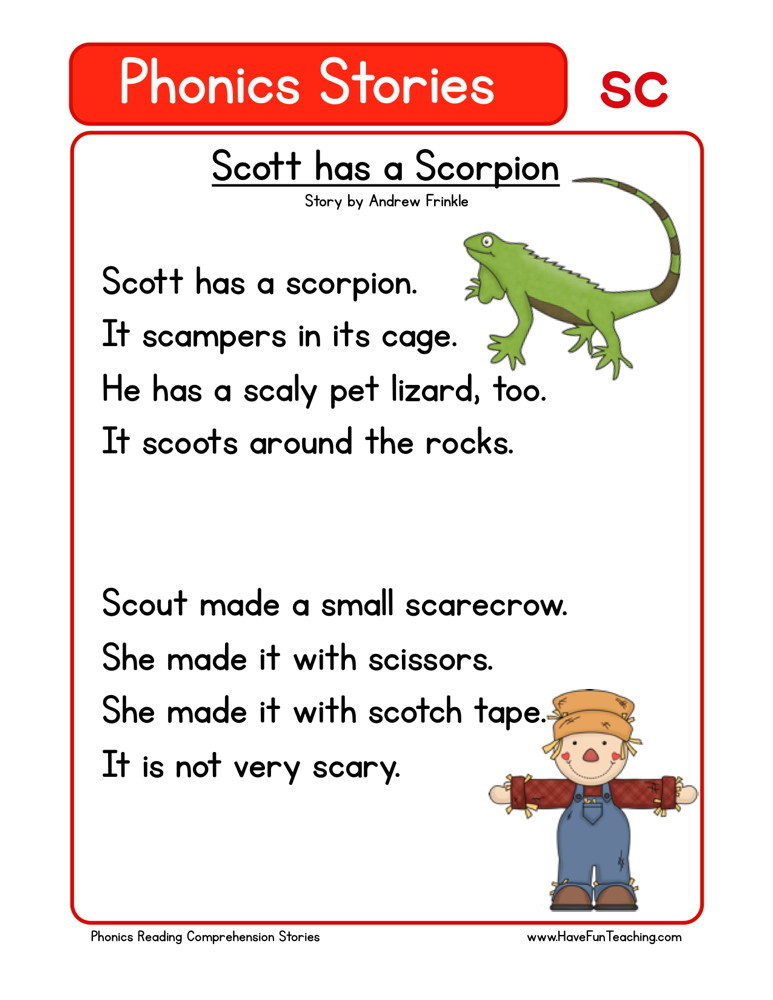 Scott has a Scorpion