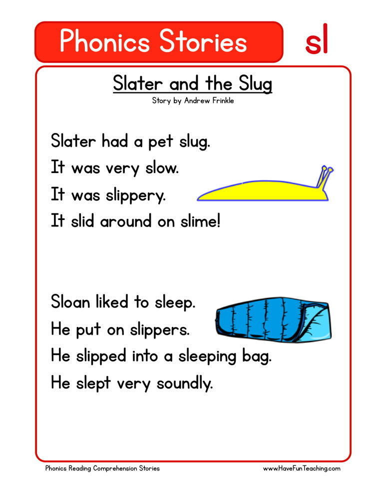 Slater and the Slug