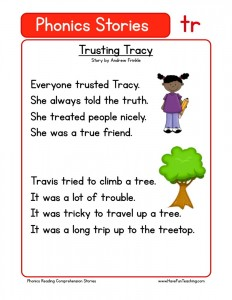 Trusting Tracy